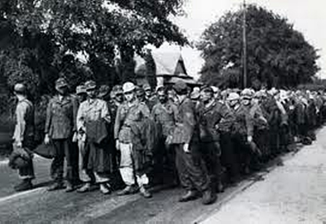 DAK prisoners