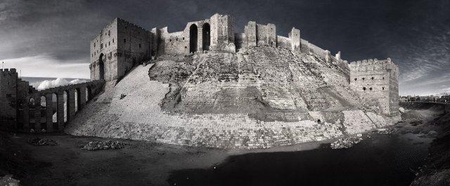 halab citadel Panoramio
